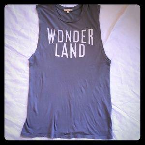 Sundry wonder land T-shirt